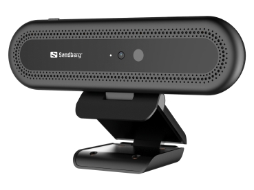 Sandberg Face Recognition Webcam 1080P - Microsoft HELLO kompatibel