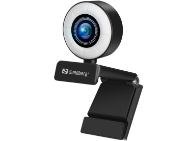 Sandberg Streamer Streaming USB Webcam